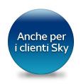 Anche pe i clienti Sky